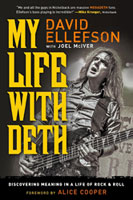 David Elefson My Life with Deth Book