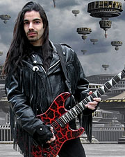 Metal Guitarist Ethan Brosh