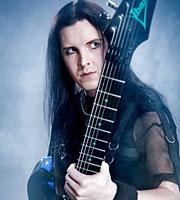 Guitarist Kasperi Heikkinen