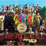Sergeant Pepper's Lonely Hearts Club Band by The Beatles