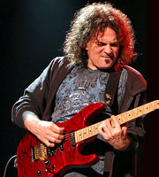 Guitarist Vinnie Moore