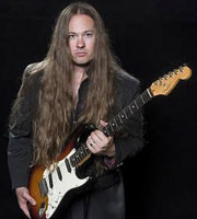 Metal Guitarist Will Wallner