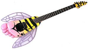Bumblefoot's Signature Guitar