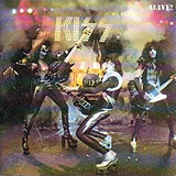 Kiss Alive by Kiss