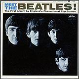 Meet the Beatles by The Beatles